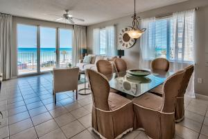 Breathtaking 3-bedroom, 3-bath Gulf view condo at Majestic Sun. This is a highly desirable end unit offering panoramic views!