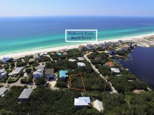 The possibility for your dream home to capture both Gulf Views AND Stallworth Lake Views!