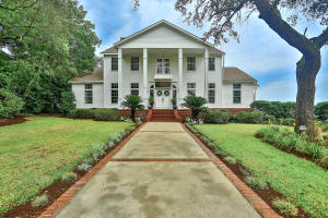 Majestic, Custom-designed home on 534 feet of water frontage, boat slip, water on three sides of property! .77 of an acre of land!