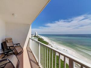 Balcony gulf view