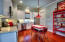 Carriage House - Kitchen with Laundry Room