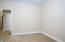 Freshly painted rooms
