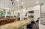 Modern Kitchen perfect for entertaining.