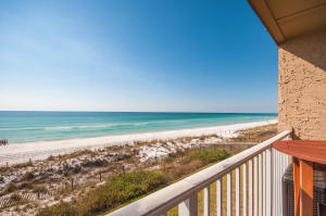 Enjoy this incredible view from the 2nd story balcony