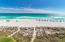 400 ft of private beach