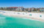 400 feet of private beach