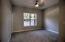 Additional bedroom on ground floor with en suite bath