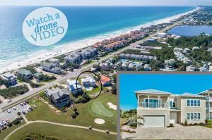 Unique golf & beach destination on nearly 1/4 an acre !