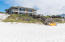 10 Bedrooms, spanning 75 feet of Gulf frontage with private walkover