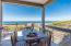 Second level. Enjoy outdoor grilling and dining with spectacular views of the Gulf