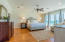 Third level. Master suite, ample natural lighting and high ceilings