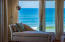 Third Floor. Master suite, reading nook allows a space to get away from the sun while still feeling like you are on the beach