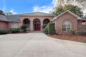 3806 Brick three bedroom 3 1/2 bath home on Indian Trail