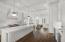 Kitchen View - Second Floor