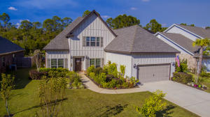 beautiful home on a large, preserve lot