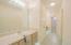 Fantastic separate vanity areas