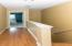 Upstairs hallway between bedrooms