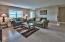 First Floor Living / Rec Area