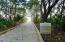 Walkway to community deck on Western Lake