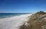 View of Beach looking Westward at the South San Juan Access.