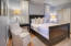 Master bedroom with en suite bath