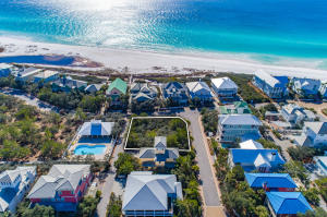 lOT 6 Old Beach Road in the Gated Community of Old Florida Beach, South of 30A