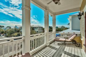 Incredible Florida cottage styled home with plentiful outdoor spaces throughout, perfect for coastal living!