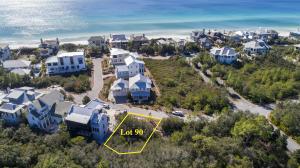 Lot 90 E Bermuda Drive, Santa Rosa Beach, FL 32459