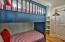 Great hideaway bunk room just off top floor bedroom.