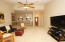 Great room - living/dining