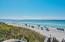 Blue Mountain Beach is the highest elevation on Florida's Gulf Coast lending incredible views and beautiful natural dunes.