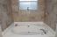 Master Bath Garden Tub; Separate Shower not pictured