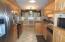 Kitchen with Breakfast Nook