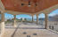 Expansive covered porch areas capturing gulf views from 2nd, 3rd and 4th floors