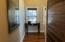 Tongue and Groove accent walls on each floor