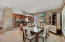 Entertaining is a dream in this open floorplan