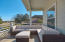 Upstairs veranda is perfect for grilling and entertaining