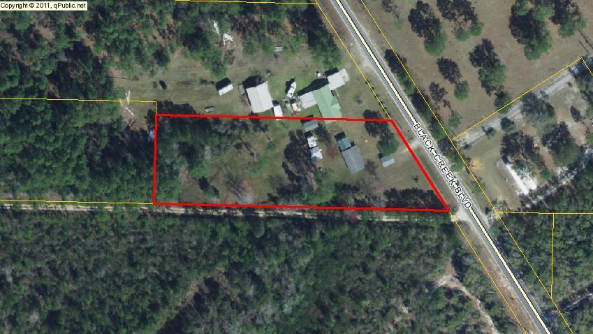 1138 Black Creek Boulevard, Freeport, FL 32439
