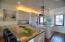 Modern kitchen with all the amenities