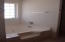 Master Bath has Jacuzzi garden tub and separate shower