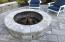 Outdoor Brick Fire Pit / or can be used for Grilling