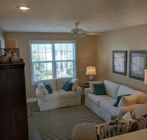 Bright and open living room