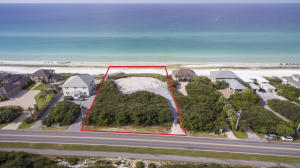 LARGEST GULF FRONT LOT 150' X 350'