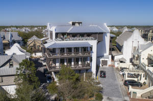 74 Town Hall Road, Penthouse, Rosemary Beach, FL 32461