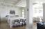 First floor kitchen area.