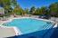 Lakeside at Blue Mountain Beach community pool.