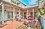 Open Air Courtyard Deck