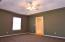 Master Bedroom from Entry Way