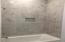 Hall bath shower