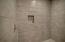 Amazing master shower